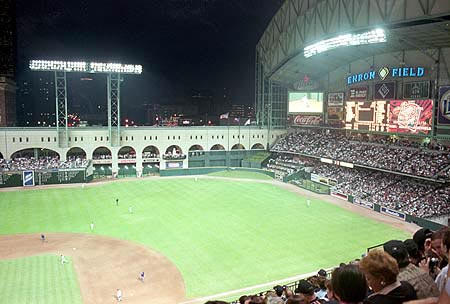 Big Days In Astros History March 30 2000 First Game